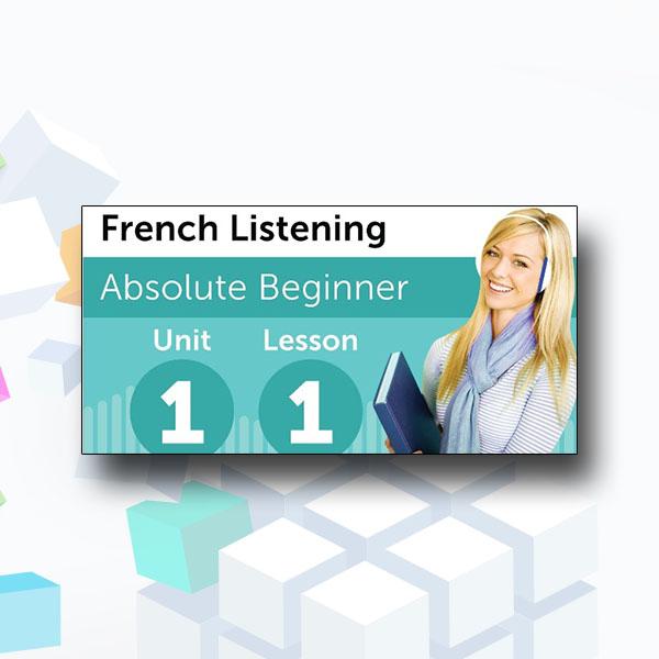 french listening