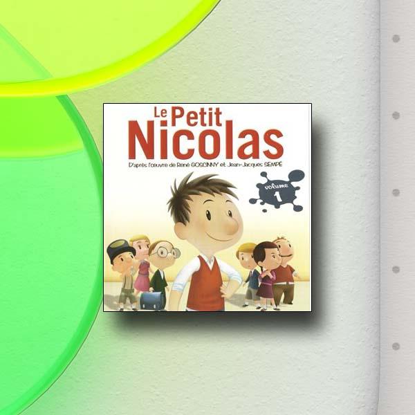 کارتون فرانسوی Le Petit Nicolas