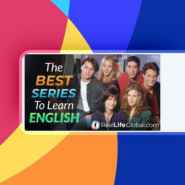 آموزش زبان با سریال