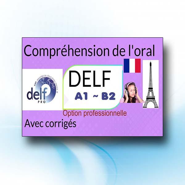 آموزش فرانسوی مهارت شنیداری آزمون DELF