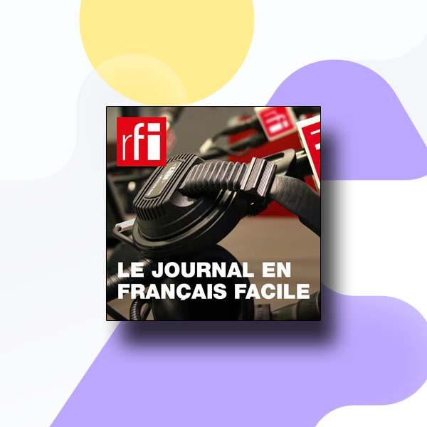 پادکست فرانسوی le journal en français facile