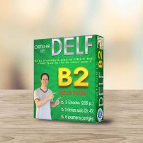 پکیج آموزش امتحان دلف OBTENIR LE DELF B2