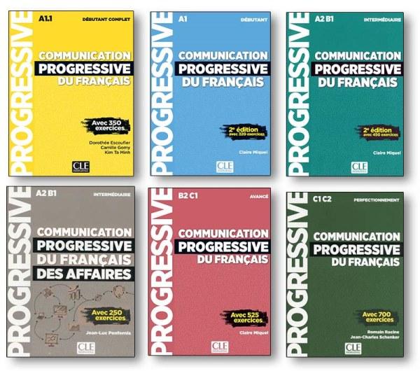 دانلود کتاب Communication progressif du francais