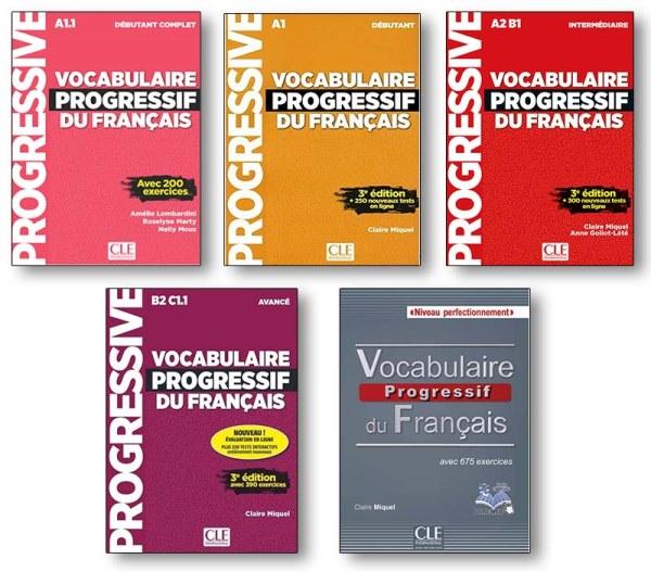 دانلود Vocabulaire Progressif Du français