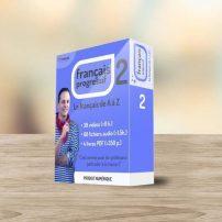 پکیج آموزش زبان فرانسه Français Progressif 2