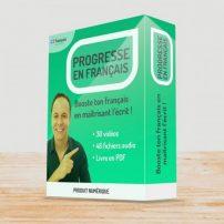 پکیج آموزش فرانسوی PROGRESSE EN FRANÇAIS