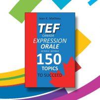 کتاب آزمون TEF کانادا Expression Orale