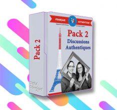 دانلود پکیج آموزش فرانسوی Francais Authentique 2