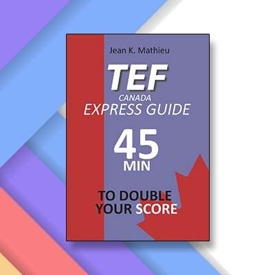 دانلود کتاب آزمون TEF کانادا Express Guide