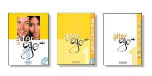 مجموعه کتابهای Alter Ego